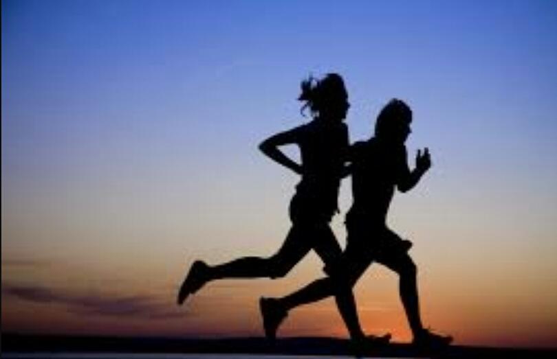 berlari-jogging