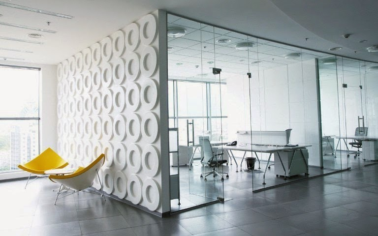 modern office wall color ideas