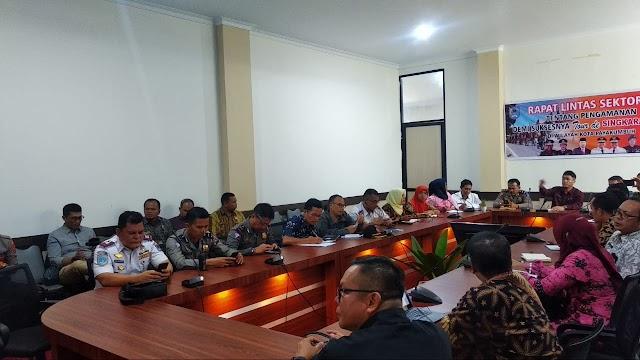 Demi  Suksesnya TDS 2019 Kota Payakumbuh,Frokopinda Gelar Pertemuan