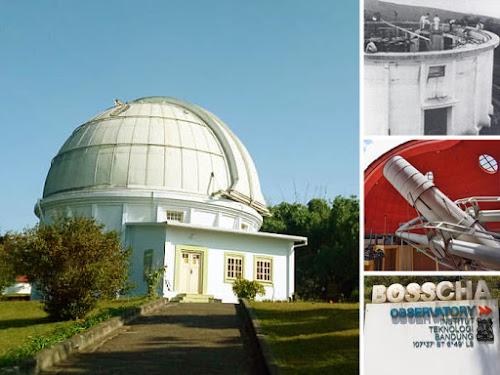 Cara berkunjung ke Observatorium Bosscha Lembang