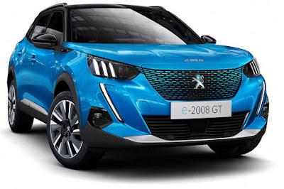 Peugeot 2008 (2020) dengan Teknologi i-Cockpit Terbaru