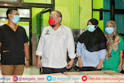 Ketua DPD RI Apresiasi Kerja Cepat TNI AL Kirimkan Baju APD ke Sulbar