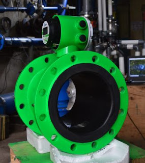Cara menghitung volume cairan pada alat ukur flowmeter