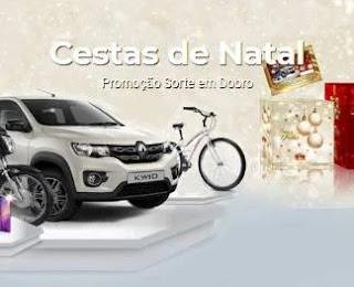 Cadastrar Promoção CVS Cestas Natal 2019 Concorra Carro 0KM e Muitos Prêmios