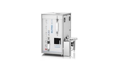 Carbon/Sulfur Analyzer CS-580A