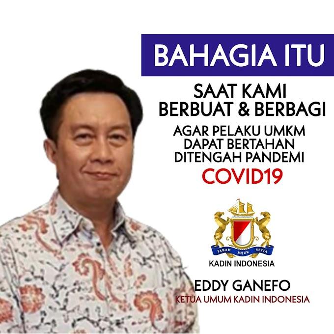 Best Effort Kadin Indonesia Untuk Pelaku UMKM di Tengah Pandemi Covid - 19