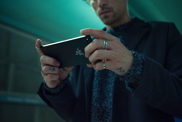 Razer Phone The Ultimate Mobile Gaming Experience