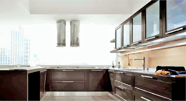 Styles to Consider For Your New Copper Kitchen Hood 1