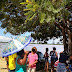 Caçamba cai de balsa e motorista morre afogado no rio são Francisco no município de Barra - BA