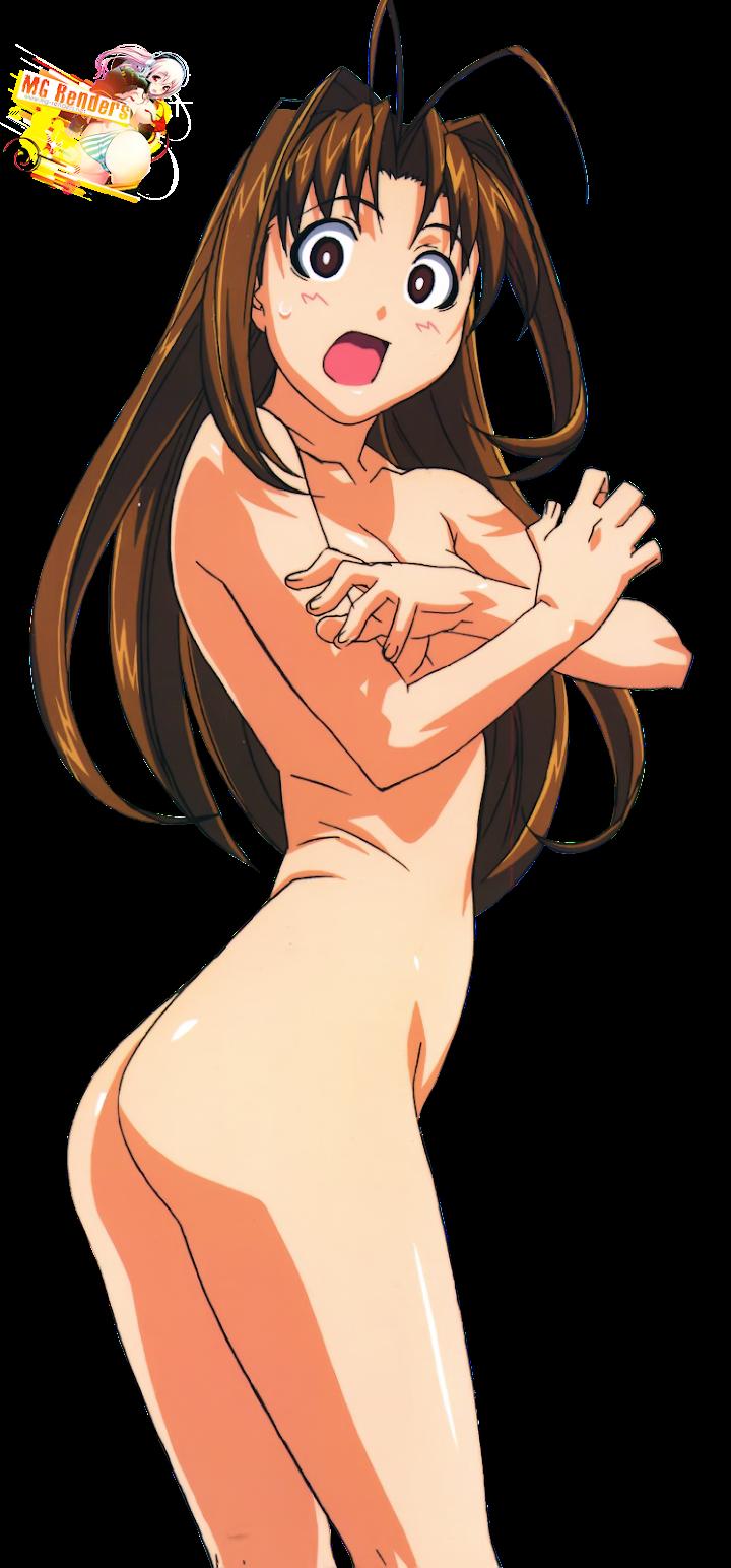 Love Hina Aoyama Motoko Kaolla Su Konno Mitsune Maehara Shinobu Narusegawa Naru Urashima Keitarou Naked