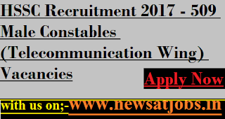HSSC-509-Male-Constables-Telecommunication-Wing-Vacancies