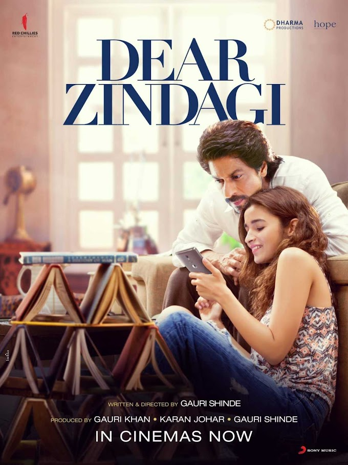 Dear Zindagi (2016) Full Movie Watch Online Movies