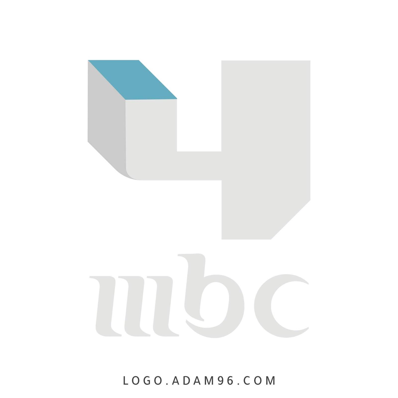 تحميل شعار MBC4 ام بي سي PNG