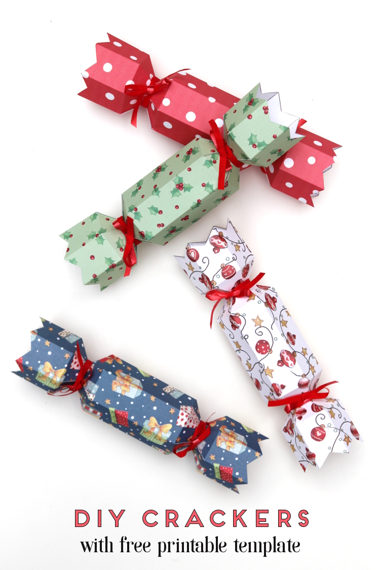 Williams Sonoma Christmas Crackers.Printable Diy Christmas Crackers Obsigen