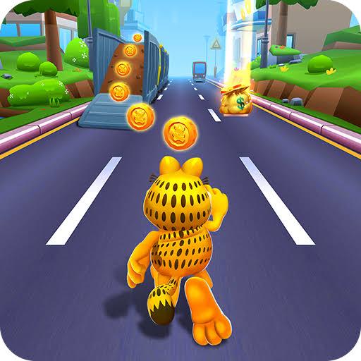 Garfield Rush v3.8.7 Apk Mod [Dinheiro Infinito]