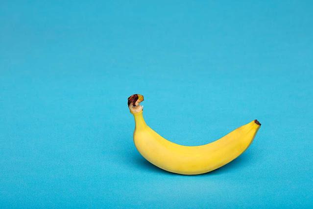 pisang, buang pisang, nutrisi pisang, risiko pisang