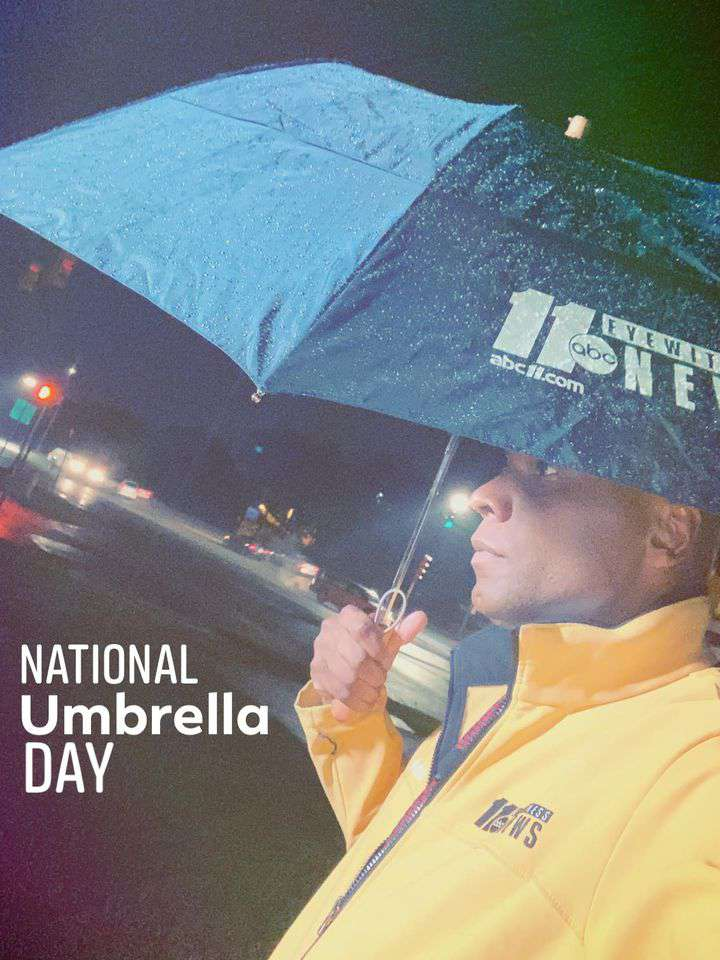 National Umbrella Day Wishes Sweet Images