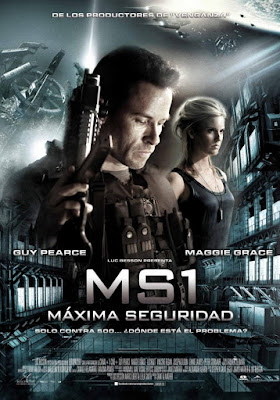 MS One Maximum Security 2012 DVD R1 NTSC Latino