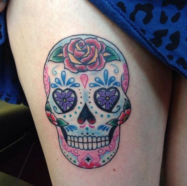 145 Tribal Skull Tattoos For Men Women 2019 Tattoosboygirl