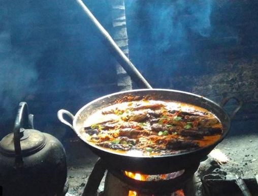 mangut lele mbah marto