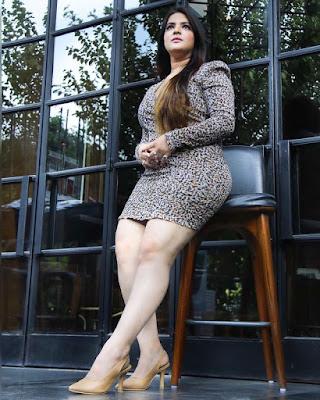 Neha Gadhvi  actress