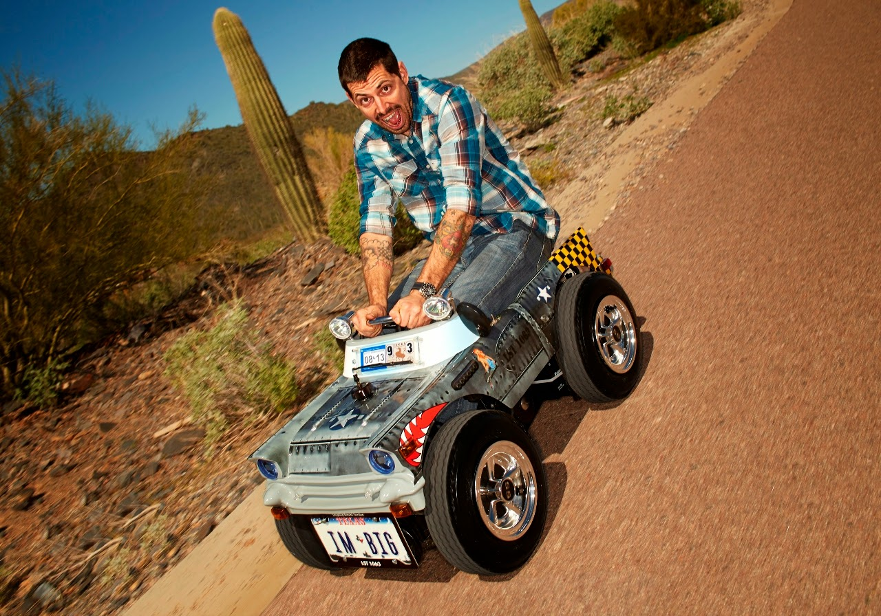"© Automotiveblogz: 2014 Guinness World Records ""Smallest ..."