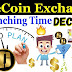 Onecoin Exchange Launching Time Decided