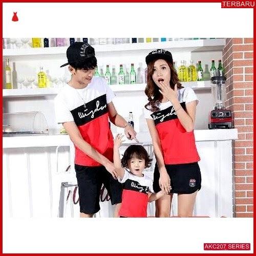AKC207K57 Kaos Couple Anak 207K57 Keluarga BMGShop