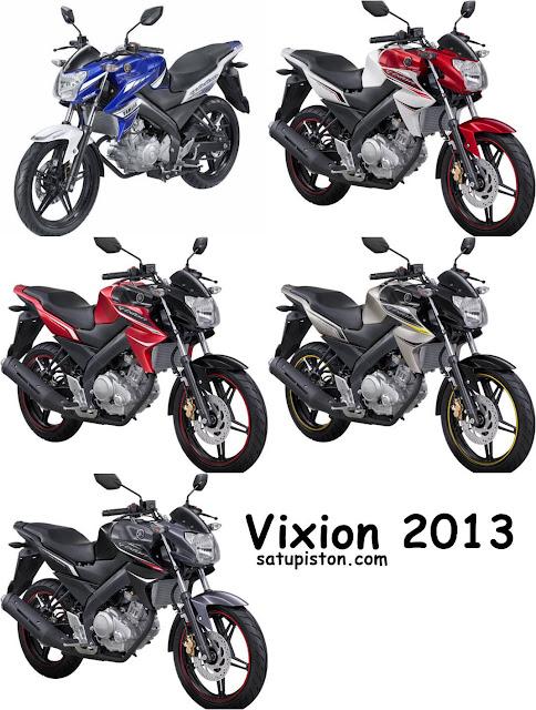 3 Perbedaan Vixion 2013 dan 2014, Apa Saja?