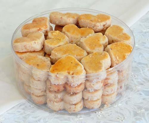 Resepi Biskut Mazola Peanut Butter Rangup
