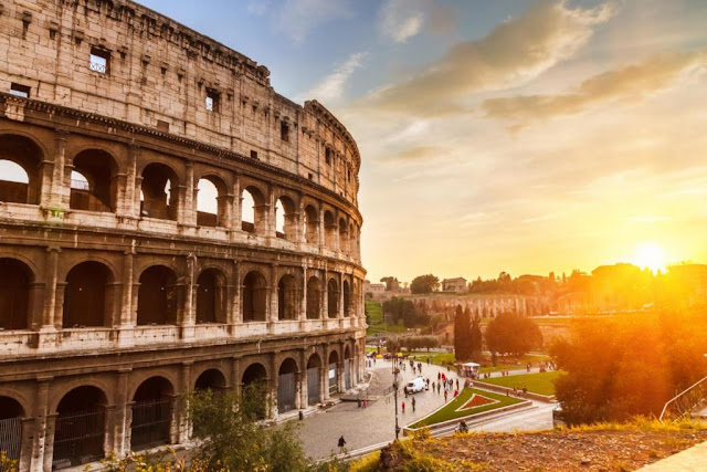 Thành phố Roma - Ý
