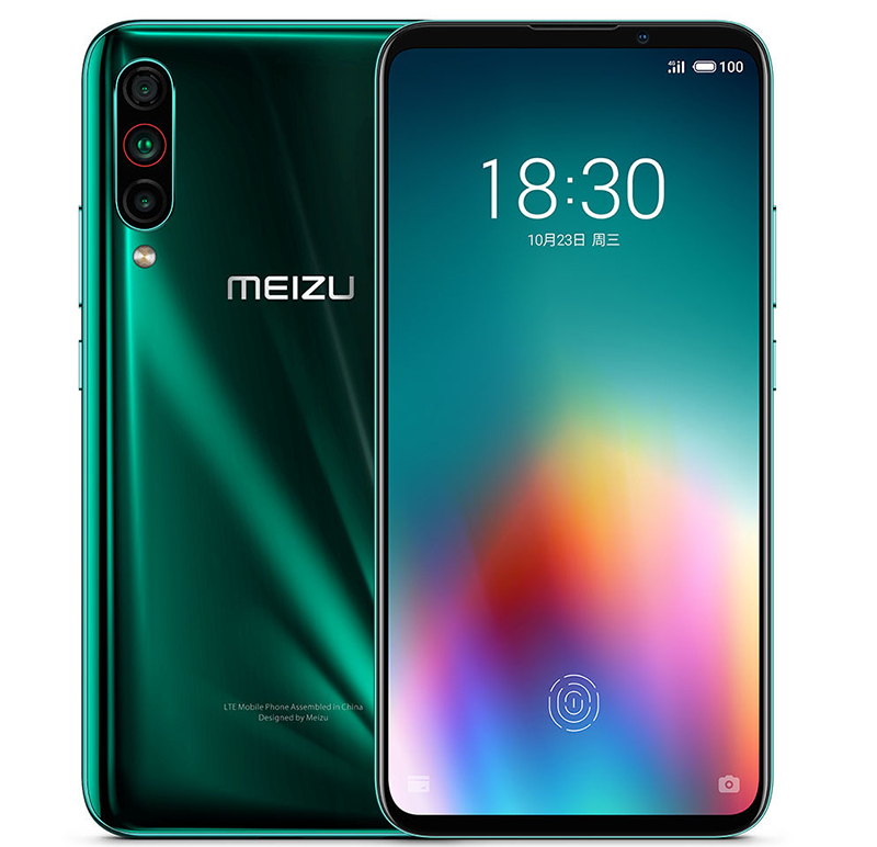 Meizu 16T, a Snapdragon 855 phone with stereo speakers on a budget, announced!