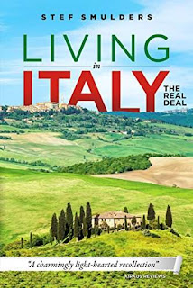 Living in Italy - expat memoir by Stef Smulders