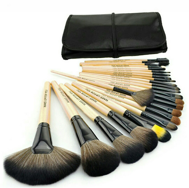 Kenali Jenis Makeup Brush