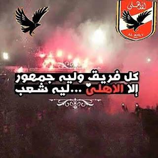 جمهور النادى الاهلي المصرى لكرة القدم