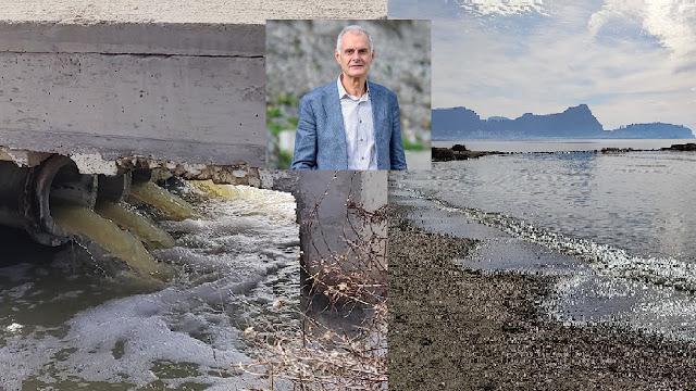 Ερωτηση Γ. Γκιόλα: Ο βιολογικός ρυπαίνει τον υδροβιότοπο τον Αργολικό κόλπο με το υπουργείο περιβάλλοντος θεατή
