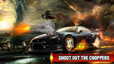 Mad Death Race Max Road Rage Mod Apk