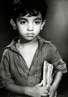 Kamal Haasan as a Child