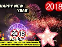 Kumpulan kata - kata Ucapan Tahun Baru 2019 Tervaforit