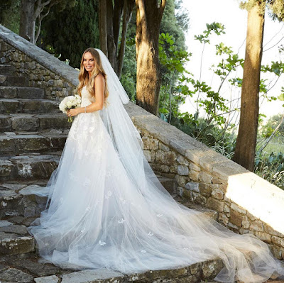 Photos from Tennis star Caroline Wozniacki's Wedding!