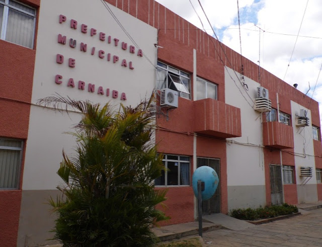 Inscrições para o concurso da Prefeitura de Carnaíba foram prorrogadas