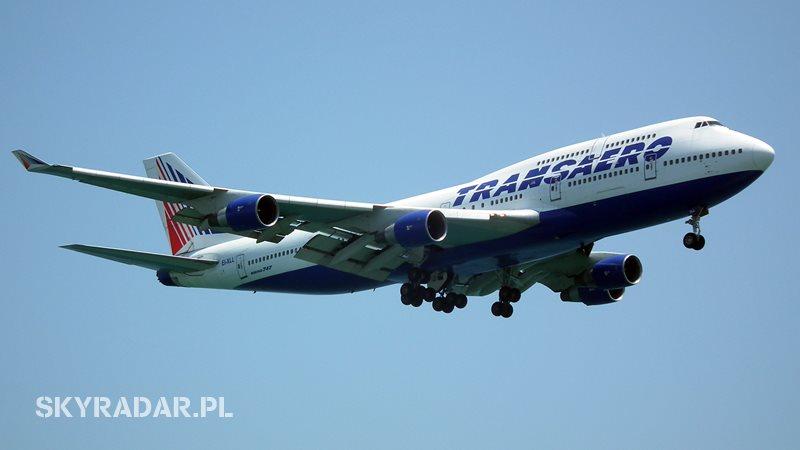 Boeing 747 - Jumbo Jet