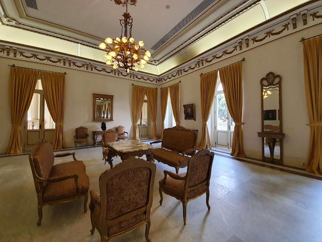 Blog Apaixonados por Viagens - Rio de Janeiro - Palácio Guanabara - Visita Guiada