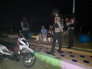 Satuan Sabhara Polres Enrekang Melaksanakan Operasi Yustisi, Ini Sasarannya!!!