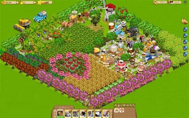 تحميل لعبة المزرعة السعيدة للكمبيوتر Farm Game