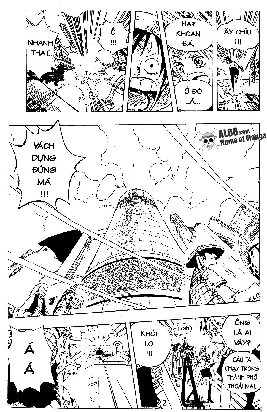 One Piece Chap 325