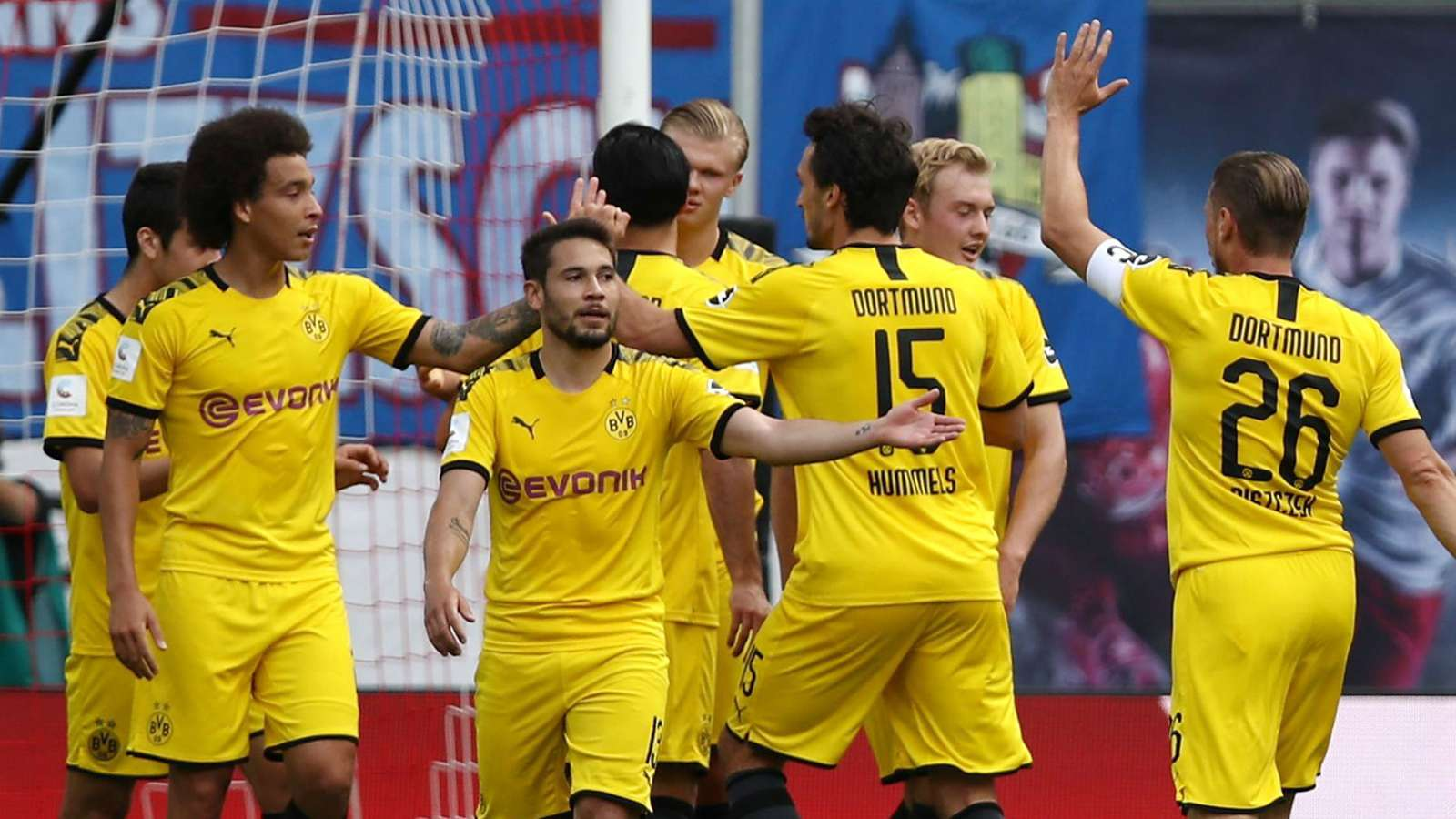Dortmund Defeats Leipzig And Secures 2nd Place