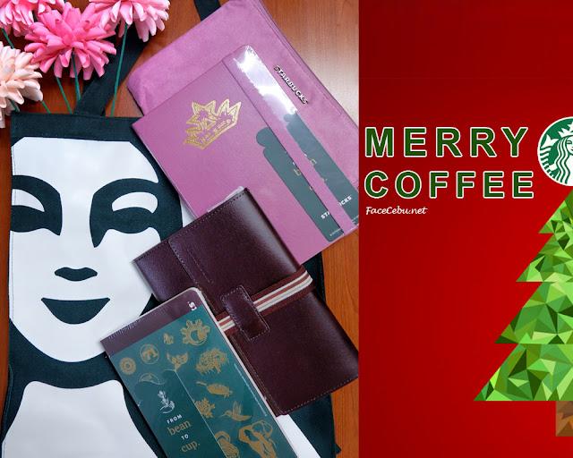 Starbucks Philippines Christmas Planner Travel Organizer