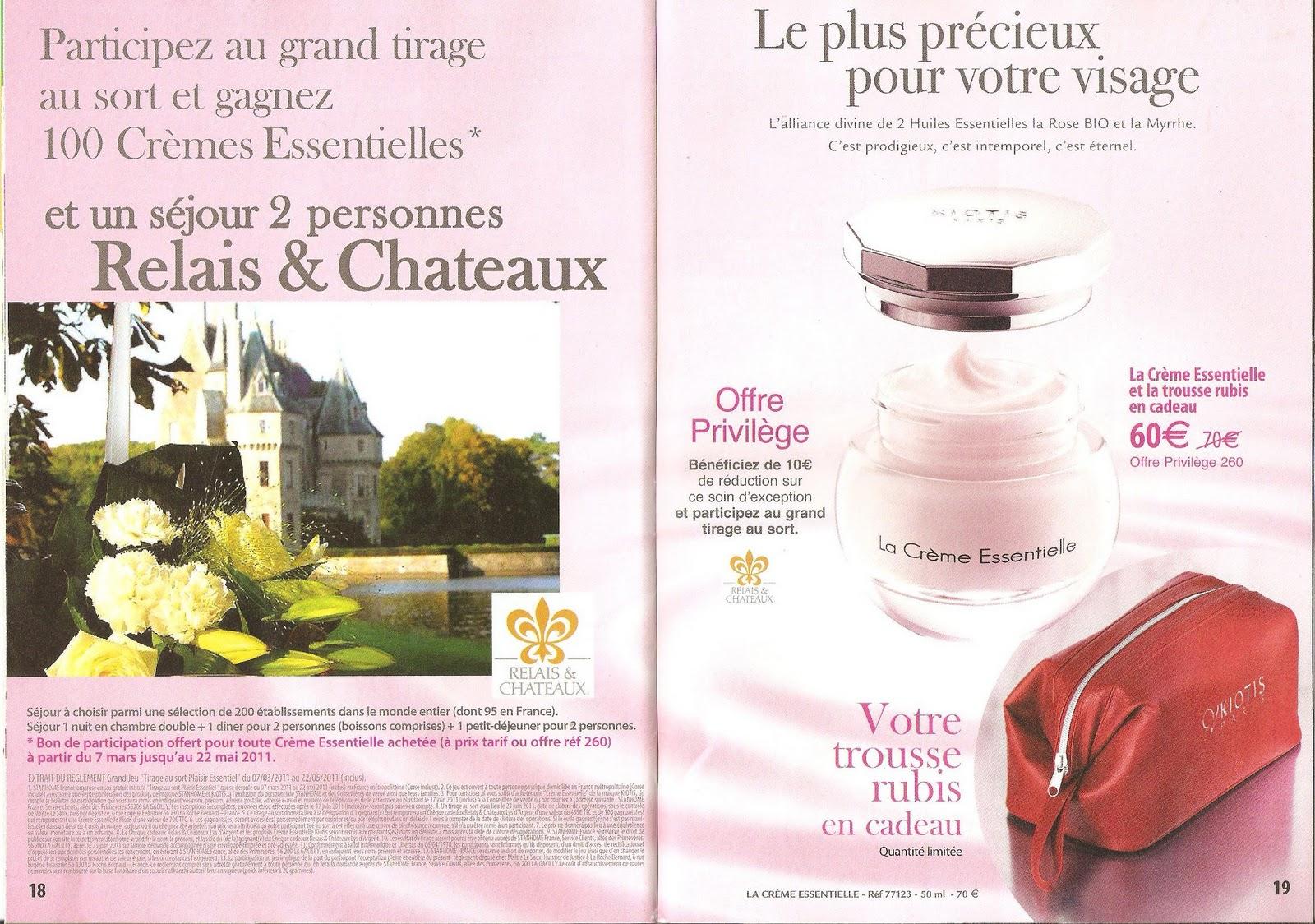 produits stanhome et kiotis catalogue de promotions du 28 mars au 25 avril 2011. Black Bedroom Furniture Sets. Home Design Ideas