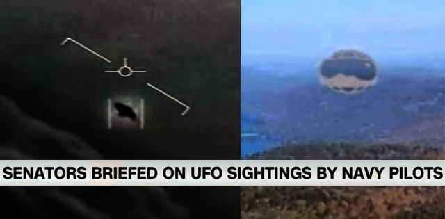 Senators are now jumping on the UFO Disclosure wagon!  Navy%2BPilots%2BUFO%2B%25281%2529